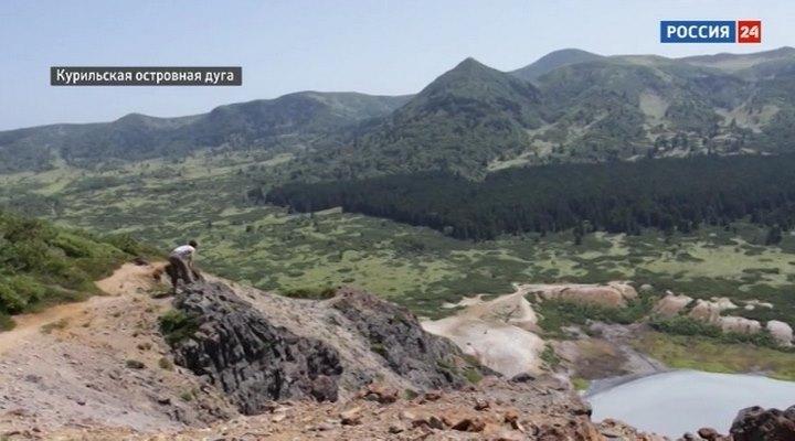 Новосибирские ученые вернулись из экспедиции по вулканам Дальнего Востока