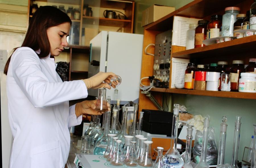 ИГМ СО РАН разрабатывает новый способ обезвреживания опасных промышленных отходов